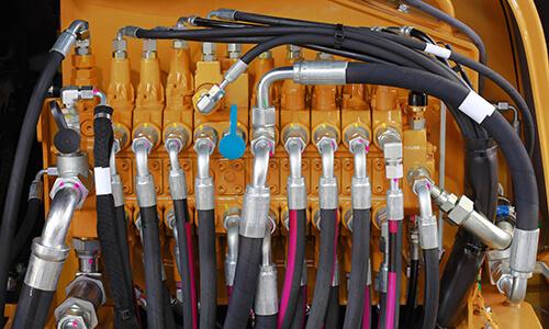 اتصالات هیدرولیک | اتصالات هیدرولیک فشار قوی